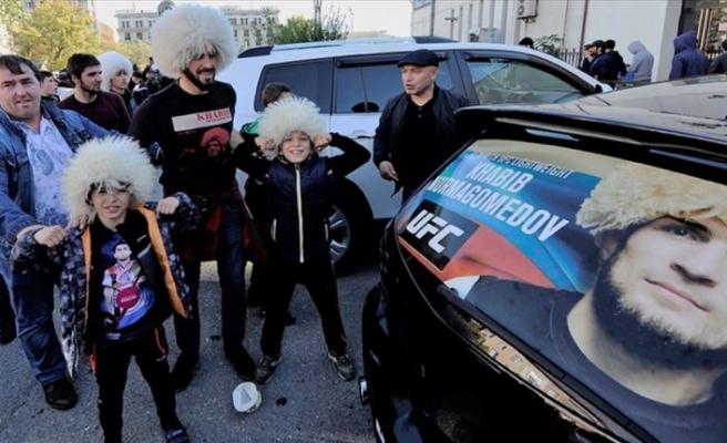 Nurmagomedov'dan Muhammed Ali etkisi