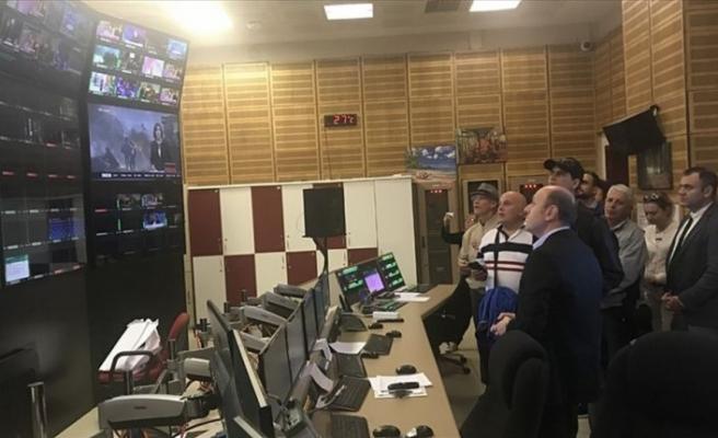 TİKA'dan Küba Radyo ve Televizyon Kurumu'na eğitim desteği