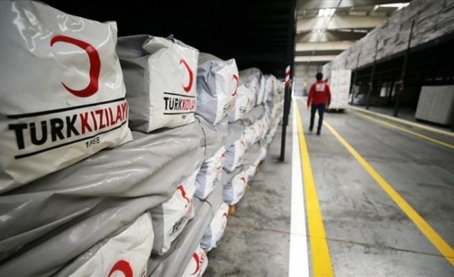 Türk Kızılayı bölgesel merkezlerle hızını artırıyor