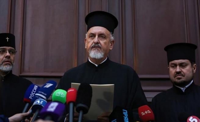 Ukrayna Ortodoks Kilisesi'nin bağımsızlık talebi kabul edildi