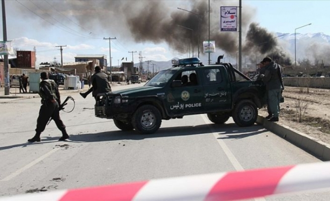 Afganistan'da Taliban saldırısı: 3 polis hayatını kaybetti