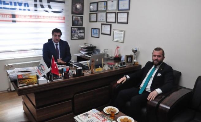 Bursa Valisi İzzetin Küçük'ten İNCE Ziyaret