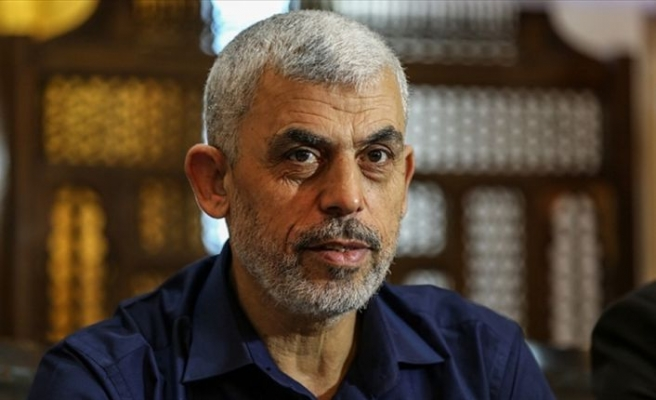 Hamas'ın Gazze sorumlusu Sinvar: Bizimle işgalciler arasında bir anlaşma yok