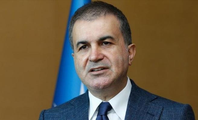 AK Parti Sözcüsü Çelik: Operasyonların Netanyahu'yu rahatsız etmesi manidar