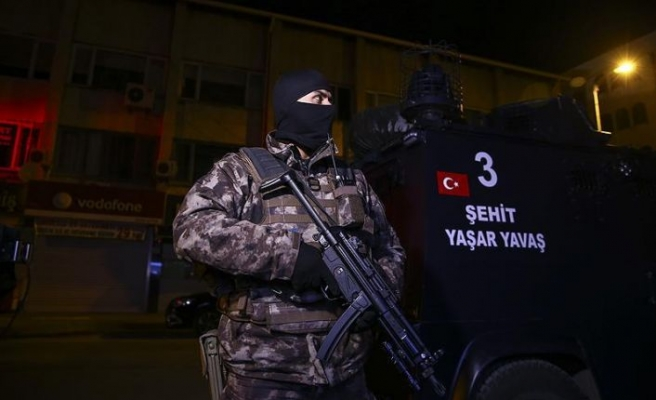 Ankara'da DEAŞ operasyonu: 30 gözaltı