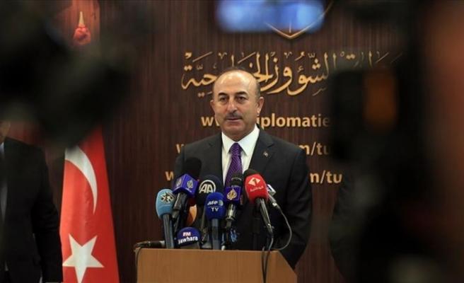 Bakan Çavuşoğlu: PKK ile Netanyahu'nun ortak özelliği ikisinin de bebek katili olması