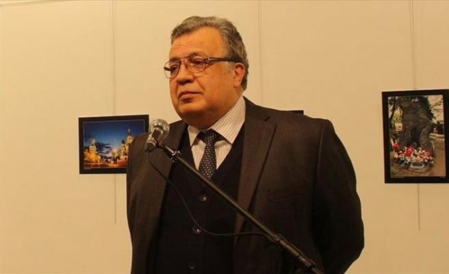 Büyükelçi Karlov'un öldürülmesine ilişkin iddianame kabul edildi