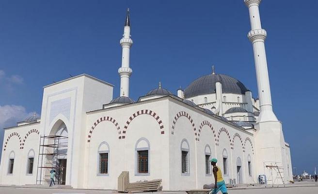 Cibuti'deki II. Abdülhamid Han Camisi ibadete açılacak