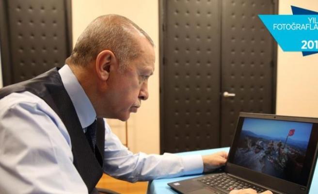 Cumhurbaşkanı Erdoğan'ın oyu 'Mehmetçik'ten ilk iftar'a