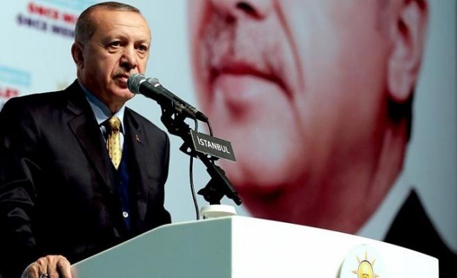 Cumhurbaşkanı Erdoğan: Teröristleri inlerinde imha ediyoruz