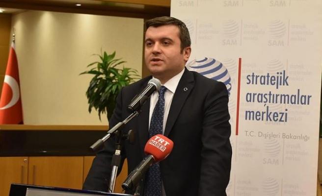 Dışişleri Bakan Yardımcısı Kıran: Türkiye ABD'deki FETÖ soruşturmalarını yakından takip ediyor