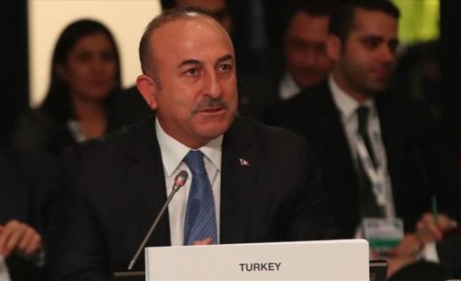 Dışişleri Bakanı Çavuşoğlu: FETÖ ile bağlantılı kişiler uluslararası kurumları istismar ediyor
