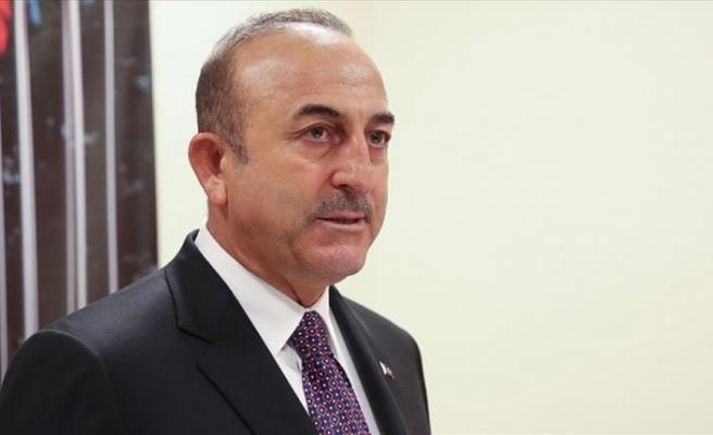 Dışişleri Bakanı Çavuşoğlu: Netanyahu modern zamanların soğukkanlı katilidir