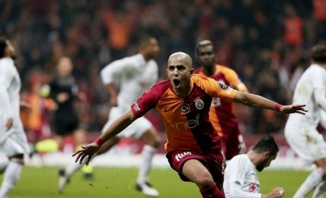 Galatasaray ilk yarıyı galibiyetle kapattı