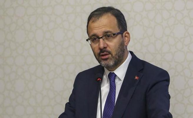 Gençlik ve Spor Bakanı Kasapoğlu: 2019 yılını 'Gönüllülük Yılı' kabul ediyoruz