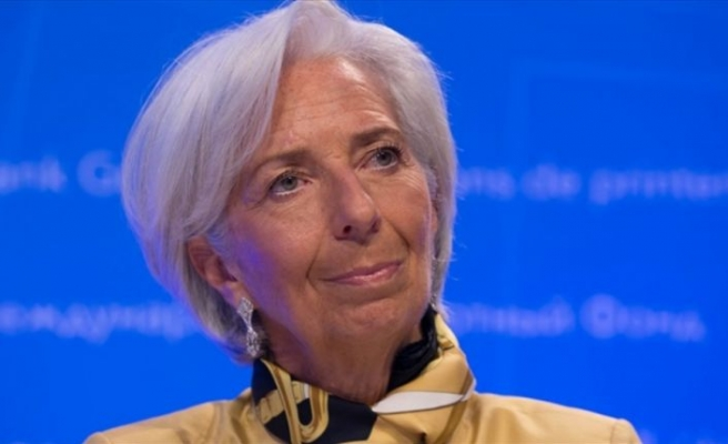 IMF Başkanı Lagarde: Fed muhtemelen faiz artırımlarını yavaşlatacak