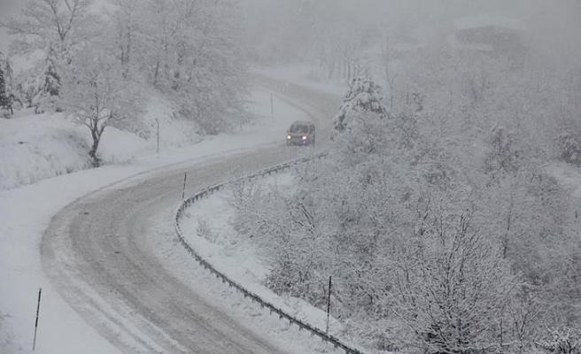 Kar ve tipi nedeniyle 40 yol ulaşıma kapandı