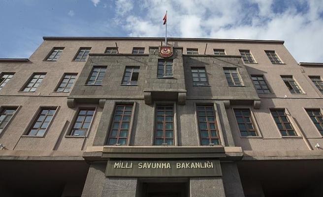 Milli Savunma Bakanlığı: (Münbiç) Kışkırtıcı eylem ve söylemlerden uzak durulmalı