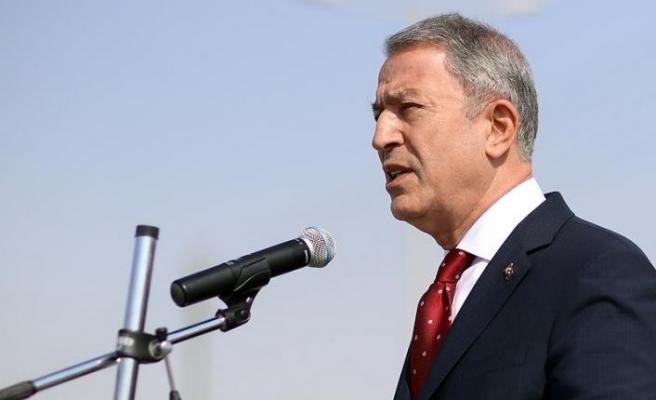 Milli Savunma Bakanı Akar: Operasyon için her şey planlandı