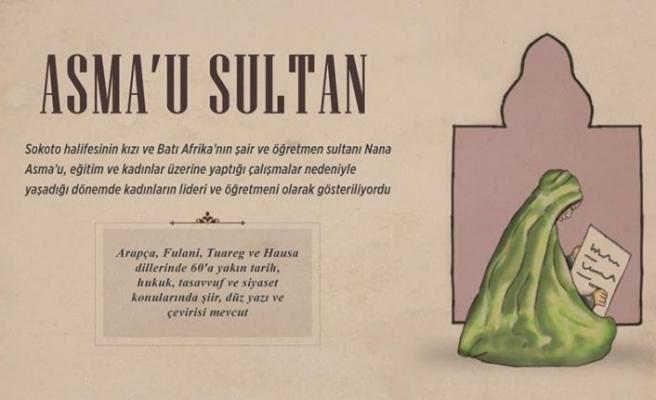 Nana Asma'u Sultan
