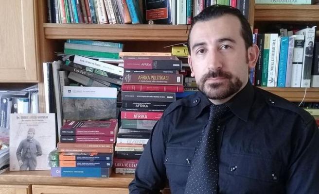Son Osmanlı diplomatının kabri FETÖ'nün elinde