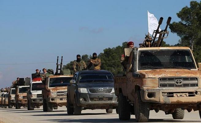 Suriye askeri muhalefetinden Sudan ve BAE'ye tepki