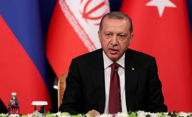 Türkiye Suriye'nin toprak bütünlüğünü istiyor