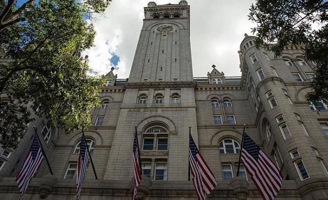 Washington Post gazetesi: Suud destekli lobiciler Trump'ın otelinde 500 oda tuttu