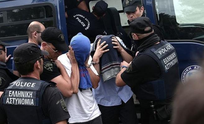 Yunanistan'a kaçan askerlerin yargılandığı davada savcı müebbet istedi
