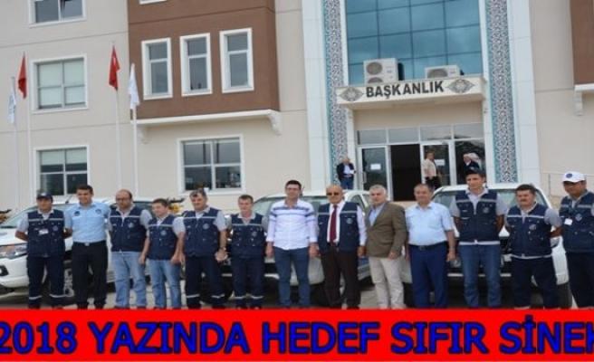 2018 YAZINDA HEDEF SIFIR SİNEK
