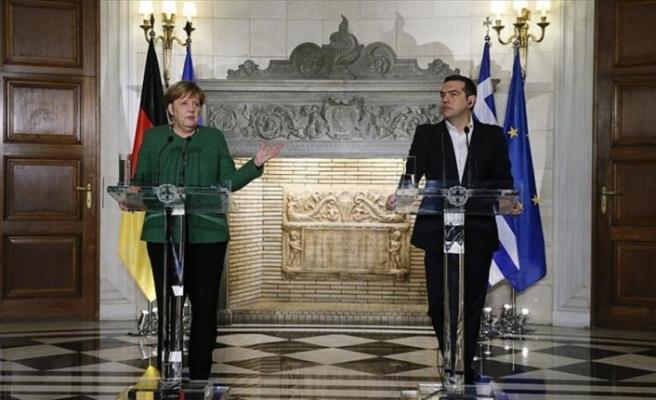 Almanya Başbakanı Merkel: AB-Türkiye göçmen mutabakatı istediğimiz gibi uygulanmadı