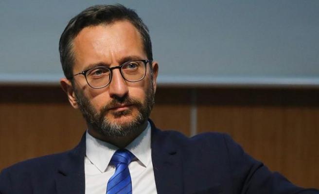 Cumhurbaşkanlığı İletişim Başkanı Altun: Türkiye'nin ulusal güvenliği müzakere edilemez