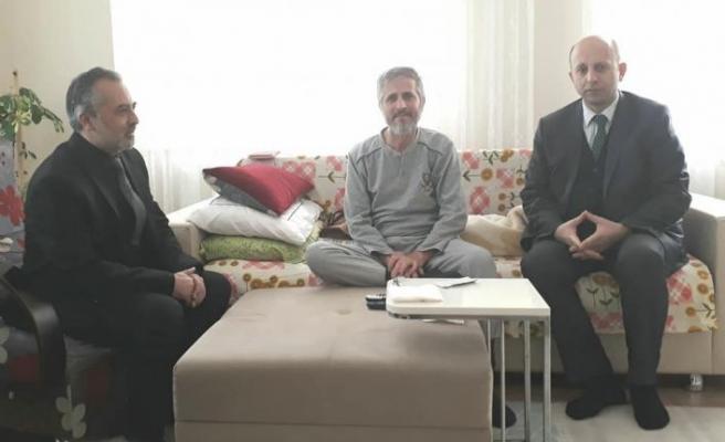 İl Müdürünün Ziyaretleri Mustafakemalpaşa da Devam Ediyor