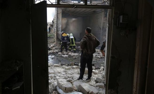 Af Örgütü'nden Esed rejimine 'Sivilleri bilinçli olarak vuruyor' suçlaması