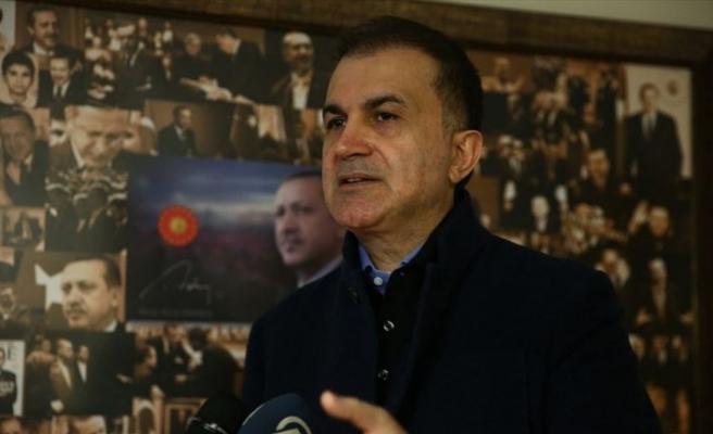 AK Parti Sözcüsü Çelik: Vatandaşın iradesine saygısızlık yapan tutum var