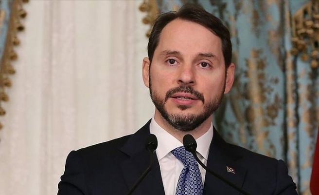 Hazine ve Maliye Bakanı Albayrak: Konkordato ilanları yüzde 50'nin üzerinde düştü