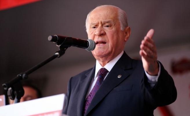 MHP Genel Başkanı Devlet Bahçeli: Cumhur İttifakı Türkiye'nin güvencesidir