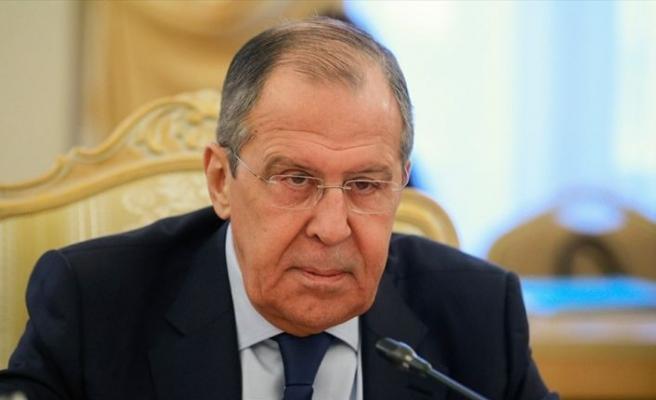 Rusya Dışişleri Bakanı Lavrov: ABD'nin Golan Tepeleri kararı uluslararası hukuka aykırı