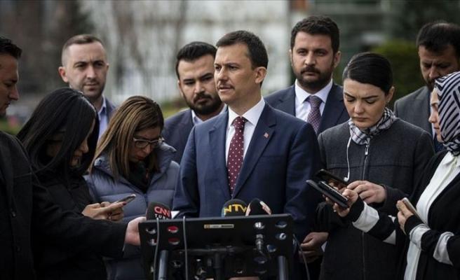 AK Parti Genel Sekreteri Şahin: 25 ilçenin 25'inde de ilçe seçim kurullarına itiraz edeceğiz