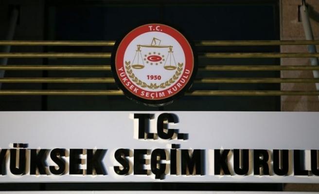 AK Parti olağanüstü itiraz dilekçesini 15.30'da YSK'ye verecek