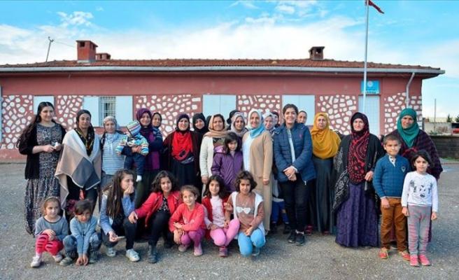 Aydın'dan gelin geldiği Mardin'de 29 yıl sonra muhtar seçildi