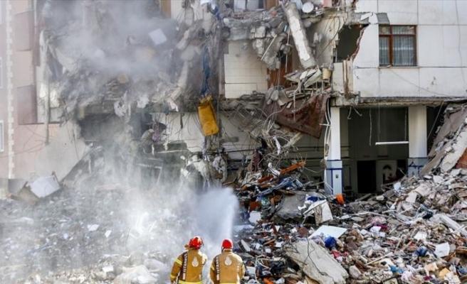 Kartal'daki çöken binaya ilişkin soruşturma tamamlandı