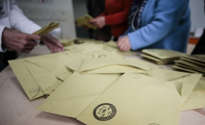 Maltepe'de oy sayımı sona erdi