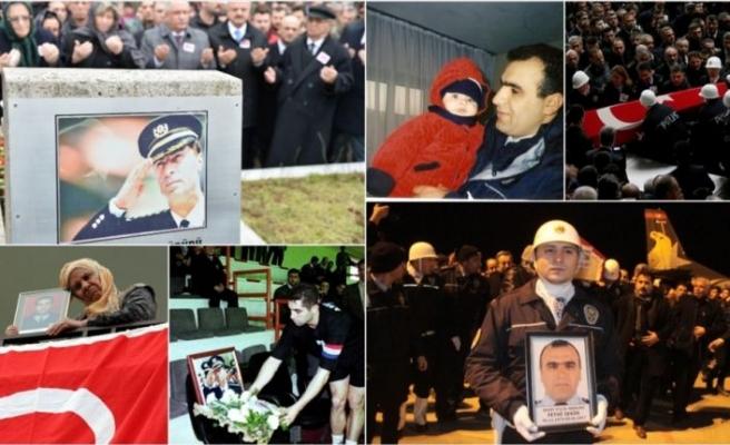 Polis teşkilatının unutulmayan 2 kahramanı