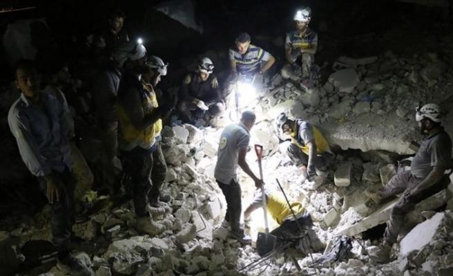 Suriye'de geçen ay 334 sivil öldürüldü