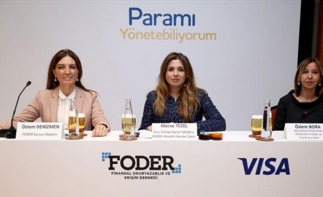 Türkiye'de finansal okuryazarlık seviyesi yüzde 75'e yükseldi