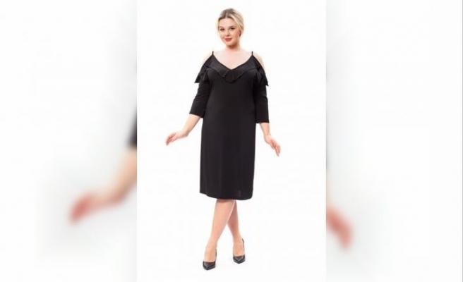 Büyük Beden Elbise Modellerini Kolayca Bulabilirsiniz