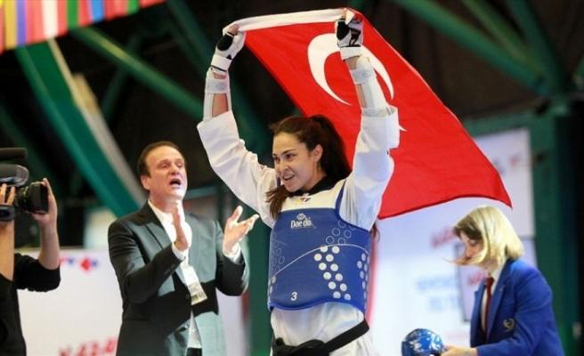 İrem Yaman dünya şampiyonu