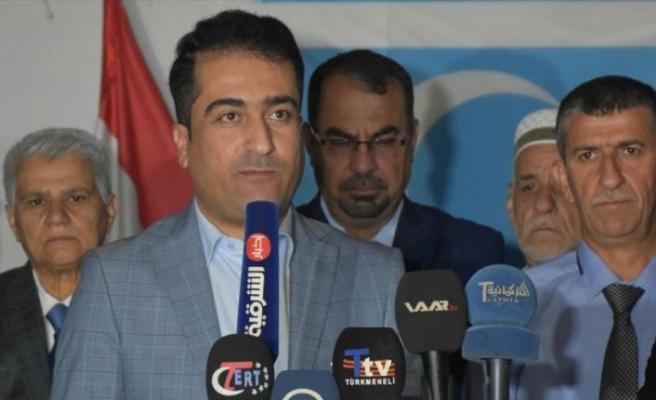 Türkmenler seçim komisyonunda değişiklik yapılmasını istiyor