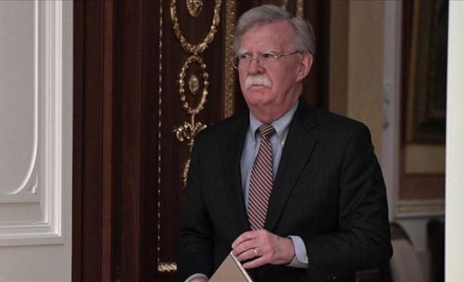 ABD Ulusal Güvenlik Danışmanı Bolton: Trump İran ile müzakereye açık